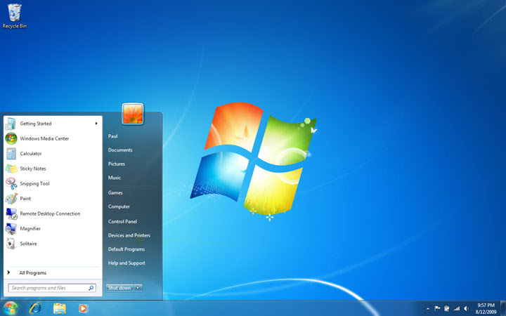 Windows 7 Original